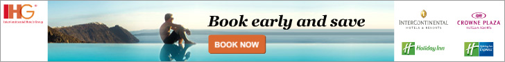 InterContinental Hotels Group FlexOffers affiliate marketing sale discount promotion