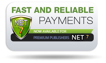 NET 7 Payments banner FlexOffers affiliate marketing revenue enhancement