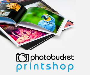 Photobucket FlexOffers.com affiliate marketing sales promotional discount banner deals blog