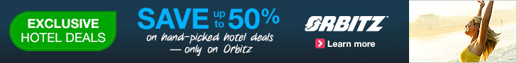 Orbitz.com FlexOffers.com affiliate marketing sales promotional discount banner deals blog