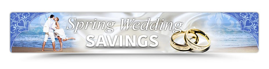 FlexOffers.com affiliate marketing sales promotional discount savings banner blog spring wedding