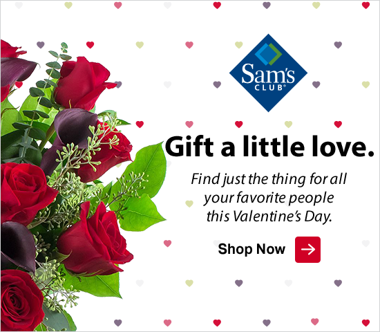 FlexOffers.com, affiliate, marketing, sales, promotional, discount, savings, deals, blog, Sam's Club, seasonal, Big Game, playoffs, Valentine's Day, football, barbecue, party, celebration, gifts, snacks, food, jewelry