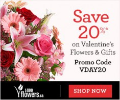 FlexOffers.com, affiliate, marketing, sales, promotional, discount, savings, deals, banner, blog, Valentine's Day, Valentine's, love, gift, present, flowers, matchmaking, sweets, baked goods, cakes, tech, laptop, tablet, dating, 1-800-FLOWERS.CA, Teleflora, Lenovo, Cheryl's, Kohls Department Stores Inc, eHarmony.com