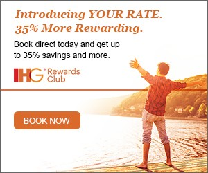 FlexOffers.com, affiliate, marketing, sales, promotional, discount, savings, deals, bargain, banner, blog, InterContinental Hotels Group,