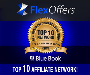 FlexOffers.com Rises in mThink Blue Book 2019