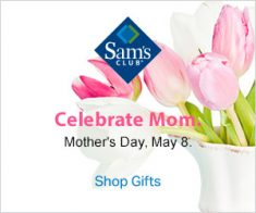FlexOffers.com, affiliate, marketing, sales, promotional, discount, savings, deals, bargain, banner, blog, Sam's Club, NORDSTROM.com, Saks Fifth Avenue, Ralph Lauren, Macys.com, FTD, Mother's Day, mom, gifts, presents, fashion, clothing, apparel, jewelry, flowers, sweets, candy books, delivery