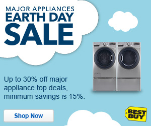 FlexOffers.com, affiliate, marketing, sales, promotional, discount, savings, deals, bargain, banner, blog, Earth Day, spring, Earth, green, Wal-Mart.com USA LLC, Wal-Mart.com, Wal-Mart, Walmart.com, Walmart, Best Buy, Best Buy Co Inc., Samsung, Cosme-De.com, Only Natural Pet, Nike