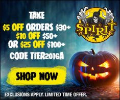 FlexOffers.com, affiliate, marketing, sales, promotional, discount, savings, deals, bargain, banner, blog, Halloween Deals Roundup, Halloween, Jet.com, SpiritHalloween.com, Kmart, PetSmart, Barnes & Noble, WalMart.com USA LLC, party, costumes, snacks