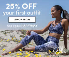 FlexOffers.com, affiliate, marketing, sales, promotional, discount, savings, deals, bargain, banner, blog, Look Fit & Fab with New Ellie Activewear Collections this May, Ellie, activewear, fashion, clothing, apparel, athletic, workout