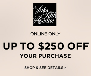 FlexOffers.com, affiliate, marketing, sales, promotional, discount, savings, deals, bargain, banner, blog, Saks Fifth Avenue Summer Love Sale, Saks Fifth Avenue, Saks, summer, fashion, clothing, apparel, designer