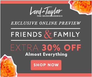 FlexOffers.com, affiliate, marketing, sales, promotional, discount, savings, deals, bargain, banner, blog, Lord & Taylor Friends & Family Spring Savings, Lord & Taylor, Friends & Family, spring, makeover, fashion, clothing, apparel, designer, home goods, décor, beauty, fragrance, cosmetics, department store