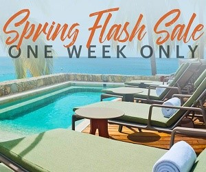 InterContinental Hotels Group Spectacular Spring Flash Sale