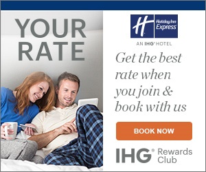 FlexOffers.com, affiliate, marketing, sales, promotional, discount, savings, deals, bargain, banner, blog, InterContinental Hotels Group Spring Break Savings, InterContinental Hotels Group, IHG, spring break, hotels, travel,