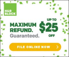 FlexOffers.com, affiliate, marketing, sales, promotional, discount, savings, deals, bargain, banner, blog, Tax Season Prep Promos, tax season, tax, taxes, H&R Block, TaxSlayer, TaxAct, LibertyTax, TurboTax Canada, The Neat Company, tax preparation, tech, software