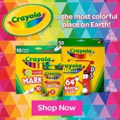 FlexOffers.com, affiliate, marketing, sales, promotional, discount, savings, deals, bargain, banner, blog, Back to School 2018 Bargains – School Supplies, Crayola, JanSport, Wal-Mart.com US, Mead.com, Staples, Society6, school, back to school, supplies, school supplies, art
