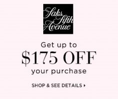 FlexOffers.com, affiliate, marketing, sales, promotional, discount, savings, deals, bargain, banner, blog, Summer 2018 Style Deals, summer, style, Saks Fifth Avenue, Macys.com, The Webster, Laura Mercier, L'Agence, Mainline Menswear UK, DKNY, clothing, fashion, designer, apparel