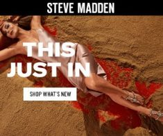 FlexOffers.com, affiliate, marketing, sales, promotional, discount, savings, deals, bargain, banner, blog, Memorial Day 2018 Savings – Part 2, Steve Madden, JCPenney, Saks Off 5TH, Groupon, L'Agence, i play. inc., MUGLER (US), clothing, apparel, fashion, designer, summer, swimwear, shoes, footwear, baby, infants, family