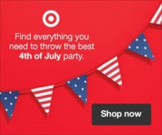 FlexOffers.com, affiliate, marketing, sales, promotional, discount, savings, deals, bargain, banner, blog, Independence Day 2018 Coupons, Independence Day, July 4th, 4th of July, US, USA, Target.com, Good Life® Bark Control, Good Life® Pest Repellers, The Honest Company, Bloomingdale's, NIKE, clothing, apparel, fashion, designer, pets, baby, family, shoes, footwear, sneakers, athletic, training