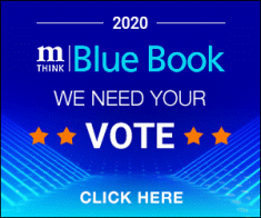 affiliate, FlexOffers.com, marketing, performance marketing, affiliate network, mThink, mThink Blue Book, survey, Top 20 Affiliate Networks, Best CPS networks, Vote for FlexOffers.com in the 2020 mThink Blue Book Top 20 CPS Networks Survey, CPL, CPA, CPS
