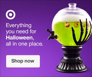 FlexOffers.com, affiliate, marketing, sales, promotional, discount, savings, deals, bargain, Last Minute Halloween Deals, Target, Party City, SpiritHalloween.com, Cheryl's, Chewy.com, Best Buy, Halloween décor, Halloween, Halloween candy, Cookies, pet costumes, blu-ray, scary movie,