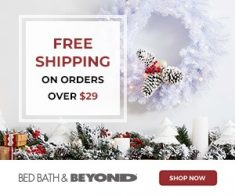 FlexOffers.com, affiliate, marketing, sales, promotional, discount, savings, deals, bargain, Holiday Home Décor Bargains, Bed Bath and Beyond, Dillard's, TJ Maxx, Yankee Candle, Total Home Décor, OrnamentShop.com, towels, bathroom, kitchen essentials, holiday décor, bedroom décor, pillows, throws, candles, yard art, outdoor décor, ornaments,
