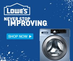 FlexOffers.com, affiliate, marketing, sales, promotional, discount, savings, deals, bargain, banner, blog, Lowe's, Bed Bath & Beyond, U.S. Electrical Services, DiscountFilterStore.com, Lumens Light + Living, BlindSaver, appliances, washer, dryer, thermostat, electric service, filter, LED, light, blinds, energy, saving,
