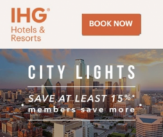Experience International Mardi Gras Celebrations with InterContinental Hotels Group, FlexOffers.com, affiliate, marketing, sales, promotional, discount, savings, deals, bargain, banner, blog, InterContinental Hotels Group,