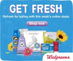 FlexOffers.com, affiliate, marketing, sales, promotional, discount, savings, deals, bargain, banner, blog, Top Spring-Cleaning Savings, Walgreens, Homesick Candles, Lucky Vitamin, The Neat Company, Havenly, Chewy.com, cleaning supplies, humidifier, candles, wellness, vitamins, immune boosters, taxes, organizer, home, cleaning, home makeover, pet, dog, cleaning,