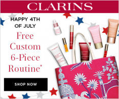 FlexOffers.com, affiliate, marketing, sales, promotional, discount, savings, deals, bargain, banner, blog, Early Fourth of July Discounts, fourth of July, Clarins, skin care, Wayfair, outdoor furniture, decorations, G.H. Bass, footwear, Wilsons Leather, GourmetGiftBaskets.com, fruit baskets, AJ Madison, home appliances