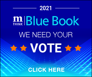 Vote, mThink, Blue Book, CPS, Top 20, Networks