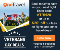 FlexOffers.com, affiliate, marketing, sales, promotional, discount, savings, deals, bargain, banner, blog, Veterans Day rebates, OneTravel.com, airfare, Macys.com, holiday shopping, Rosetta Stone, language, Sears, fitness, ThisWorx, portable vacuum, Keen Footwear US, winter boots