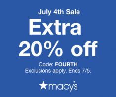 Independence Day, Last-Minute Independence Day Deals, Macys.com, JCPenney, JCPenney.com, Ashley Homestore, Ashleyfurniture.com, Clarins, Clarins.com, Sears, Sears.com, Office Depot and OfficeMax, Officedepot.com
