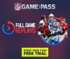 NFL Game Pass US, gamepass.nfl.com, JCPenney, jcpenney.com, Macys.com, macys.com, KEEN Footwear US, keenfootwear.com, Ashley Homestore, ashleyfurniture.com, Bloomingdale's, bloomingdales.com, Promote These Labor Day Deals!